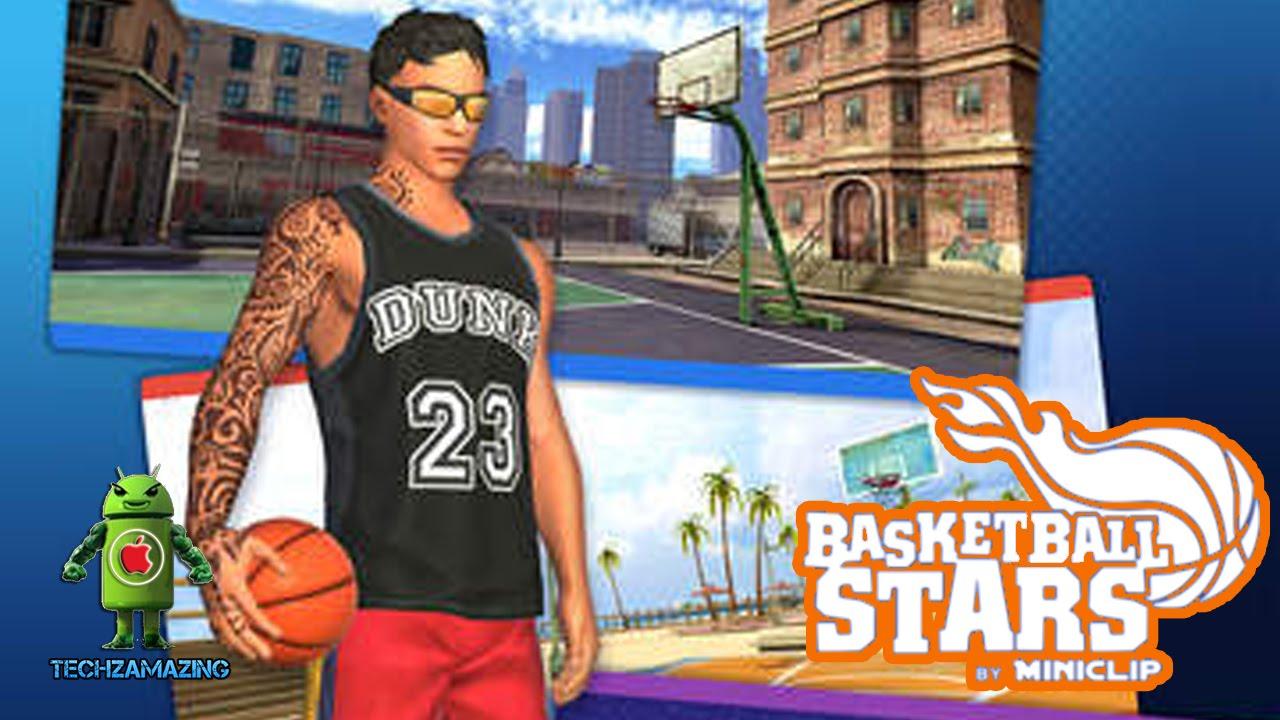 Basketball Stars взлом - mods-android.com