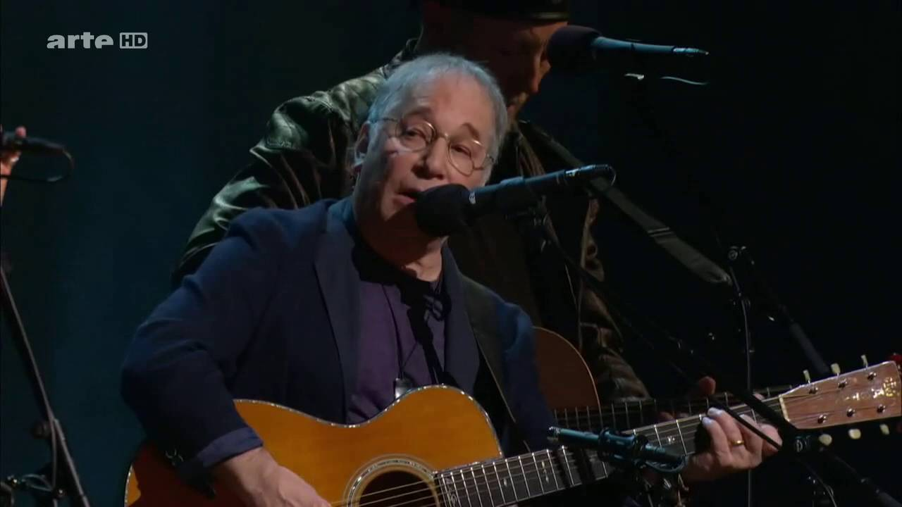 Paul Simon - Rewrite Lyrics