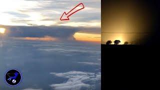 strange sky phenomenon