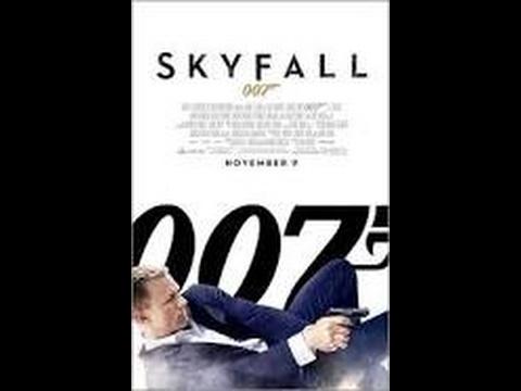 Skyfall 2012  /  Daniel Craig, Javier Bardem