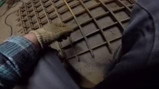 S01E04 Jak wybudować dom? Zbrojenie stopy kominowej. Budowa domu dzień po dniu 2017