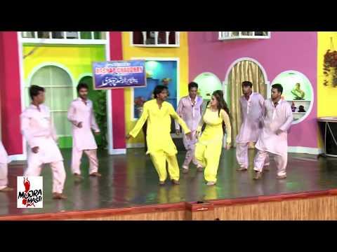 AFREEN KHAN - YAAR JINA - 2017 PAKISTANI MUJRA DANCE