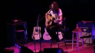 Chris Cornell - Better Man (Songbook Tour 2011) [Pearl Jam cover]