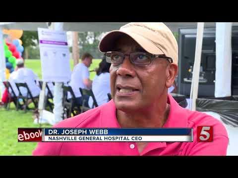 Nashville General Hospital Hosts Annual Health Fair