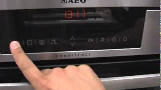 духовой шкаф AEG BP 5313001