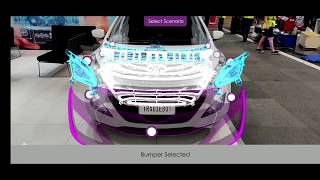 Augmented Reality for Automotive Repairs & Service
