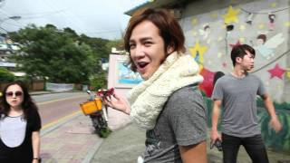 This is the greeting video clip of Jang Geun Suk's Youtube channel....