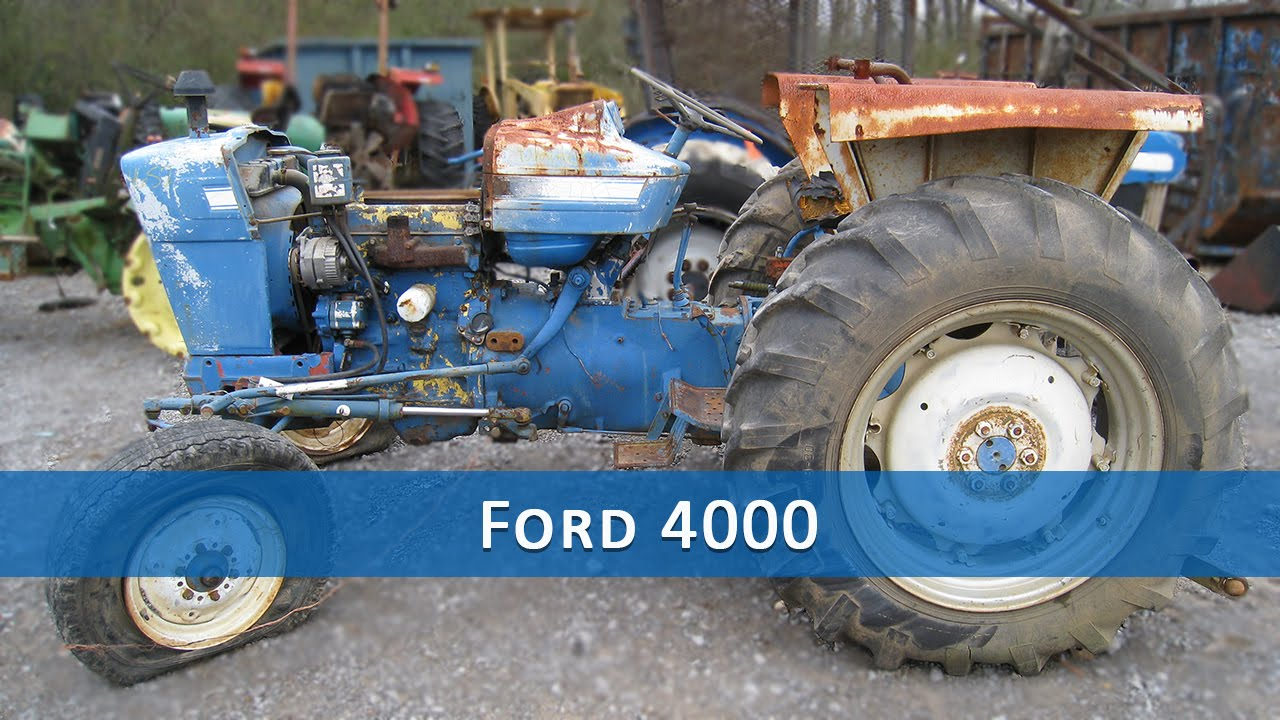 Ford 4000 Tractor Parts : Ford tractor parts bing images