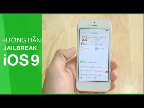 MangoTV – Hướng dẫn Jailbreak iOS 9.0.2 trên iPhone