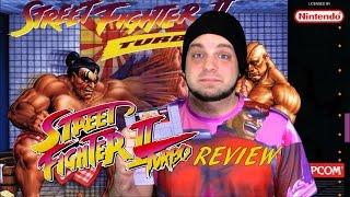 Street Fighter II Turbo SNES Review - Street Fighter on SNES Week   RGT 85