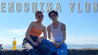 【VLOG】summer vacation enoshima vlog
