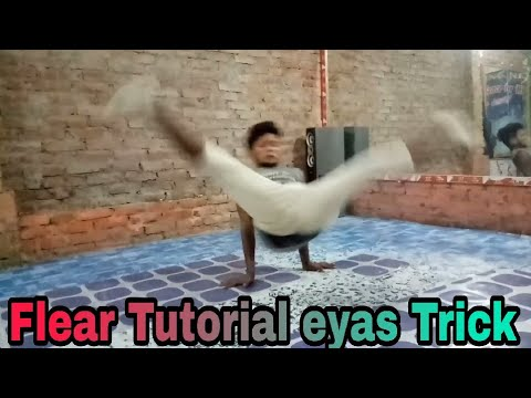 Learn BreakDance Flear Tutorial_ In_hindi Sunny Arya Flear Tutorial Step By Step