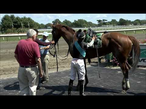 video thumbnail for MONMOUTH PARK 8-25-19 RACE 3