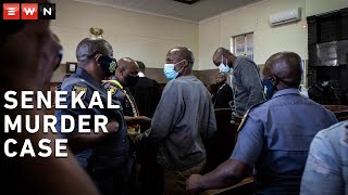 The small Free State town of Senekal was a full of activity as Sekola Matlaletsa and Sekwetje Mahlamba, the two suspects accused of murdering farm manager Brendin Horner, sought bail on Friday. Tensions were high as different organisations gathered outside the court to protest.   #Senekal #BrendinHorner #EFF