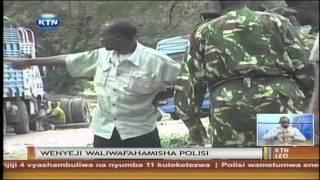 Maafisa wa Jeshi walipua kilipuzi kilichotegwa katika barabara ya Kismayu
