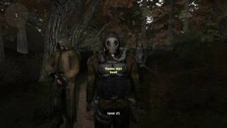 S.T.A.L.K.E.R. Call of Chernobyl 002-02 (Freedom / Red Forest)