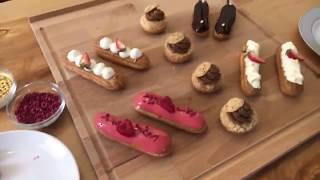 Прямое включение: съёмка видеоуроков для онлайн школы Easy Cakes