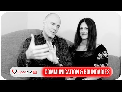 Communication and Boundaries in Open Relationships