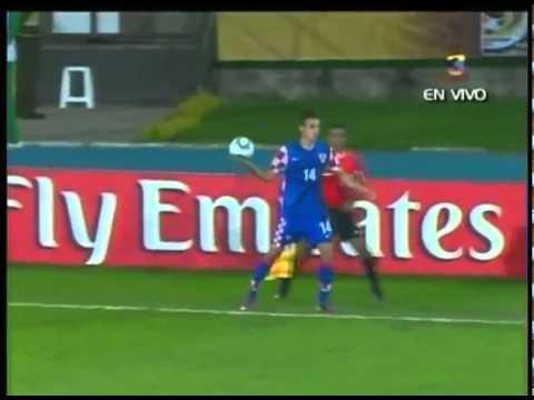 Primer gol de Guatemala en un mundial