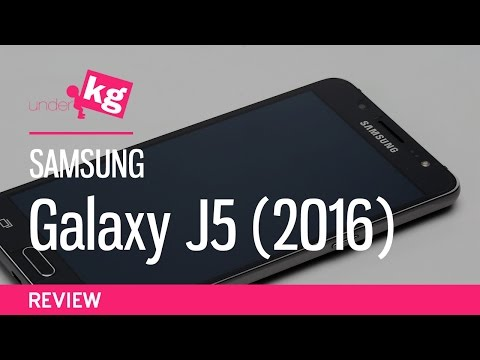 Samsung Galaxy J5 (2016) Review: Senseless [4K]
