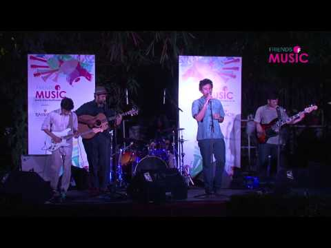 Aditya Narayan Collaborative at Friends of Music
