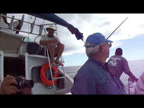 Fishing in Antigua