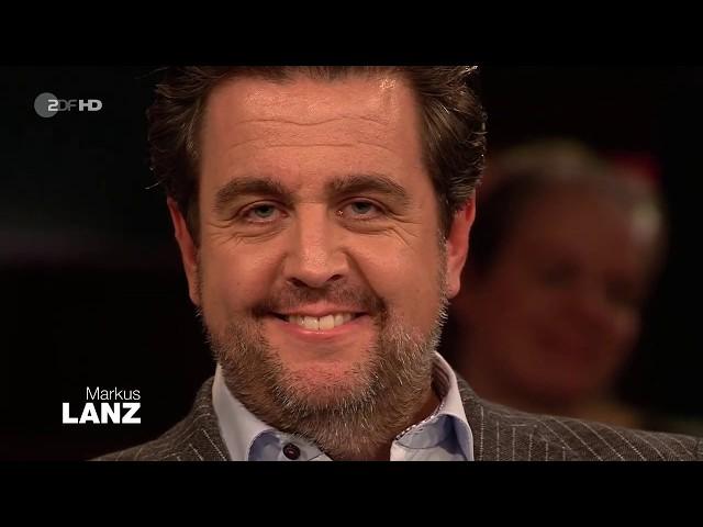 Bastian Pastewka über die neue Staffel und seine Stunts - Markus Lanz vom 30.01.19   ZDF