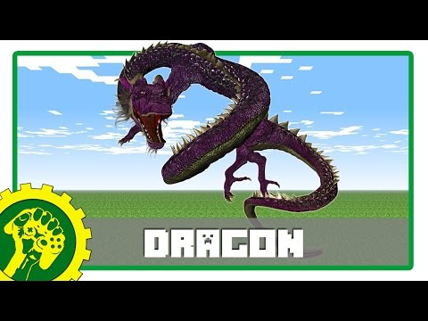 Minecraft Tutorial - Membuat Dragon