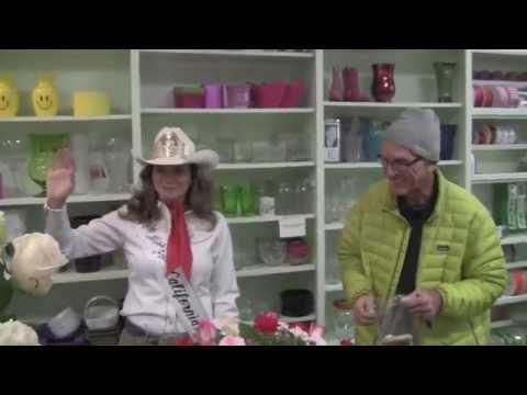 AV Florist becomes AV Nice With the 2015 Rose Parade Carollann Scott