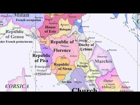 John Hawkwood, la Repubblica di Pisa e la Repubblica di Firenze