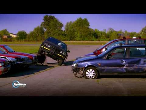 Top Gear France S3 : permis cascade niveau expert