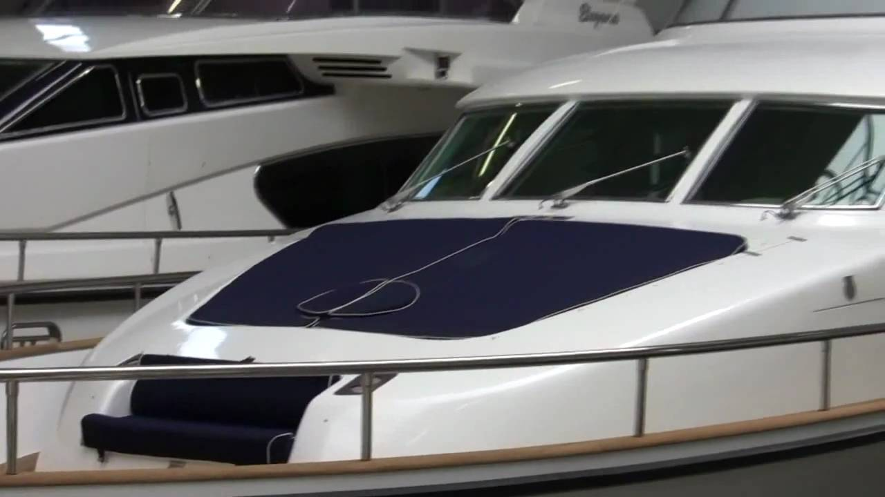 Luxusyacht    Elegance 64 Garage von Drettmann (HD-Video)