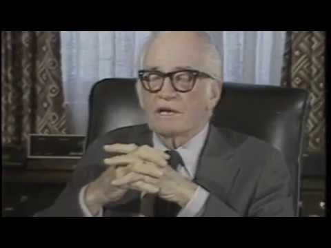Barry Goldwater on Watergate and Richard Nixon