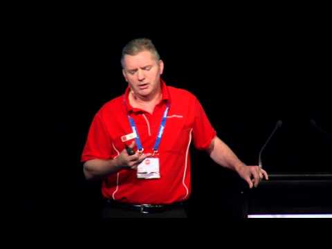 The rise, fall and rise of the Warehouse Group? - Mark Powell  | CEO Summit 2015