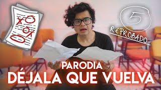 Piso 21 - Déjala Que Vuelva (feat. Manuel Turizo) (PARODIA)