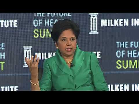 A Conversation with PepsiCo CEO Indra Nooyi
