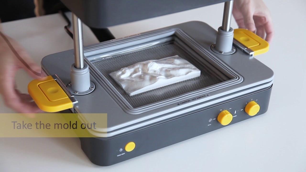 怎樣利用3D打印,3D掃描及真空吸塑製作創意設計?|3D Printing Lab HK