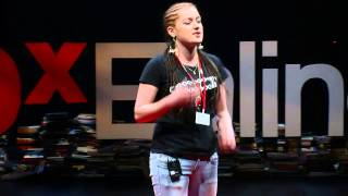 Urban poetry Dekay at TEDxEaling
