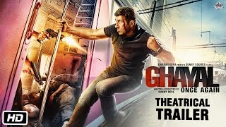 Ghayal Once Again | Theatrical Trailer | Sunny Deol, Soha Ali Khan | 5th Feb 2016
