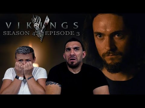 Vikings Season 4 Episode 3 'Mercy' REACTION!!