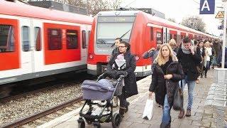 Wie deutsche Städte kurz vor dem Verkehrskollaps stehen