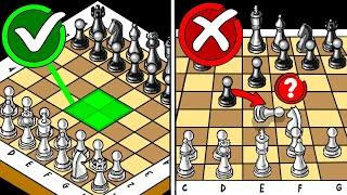 Học Cách Chơi Cờ Vua Trong Chưa Tới 10 Phút