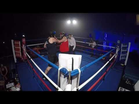 Ultra White Collar Boxing   Coventry   Dan Manton VS Jack White