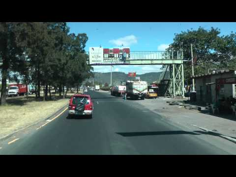 Dream Tour Ticabus P1 - From Tapachula to Guatemala City 1080 50p Full HD