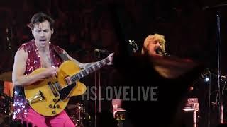 Harry Styles - Love On Tour 2021 - Las Vegas - GOLDEN