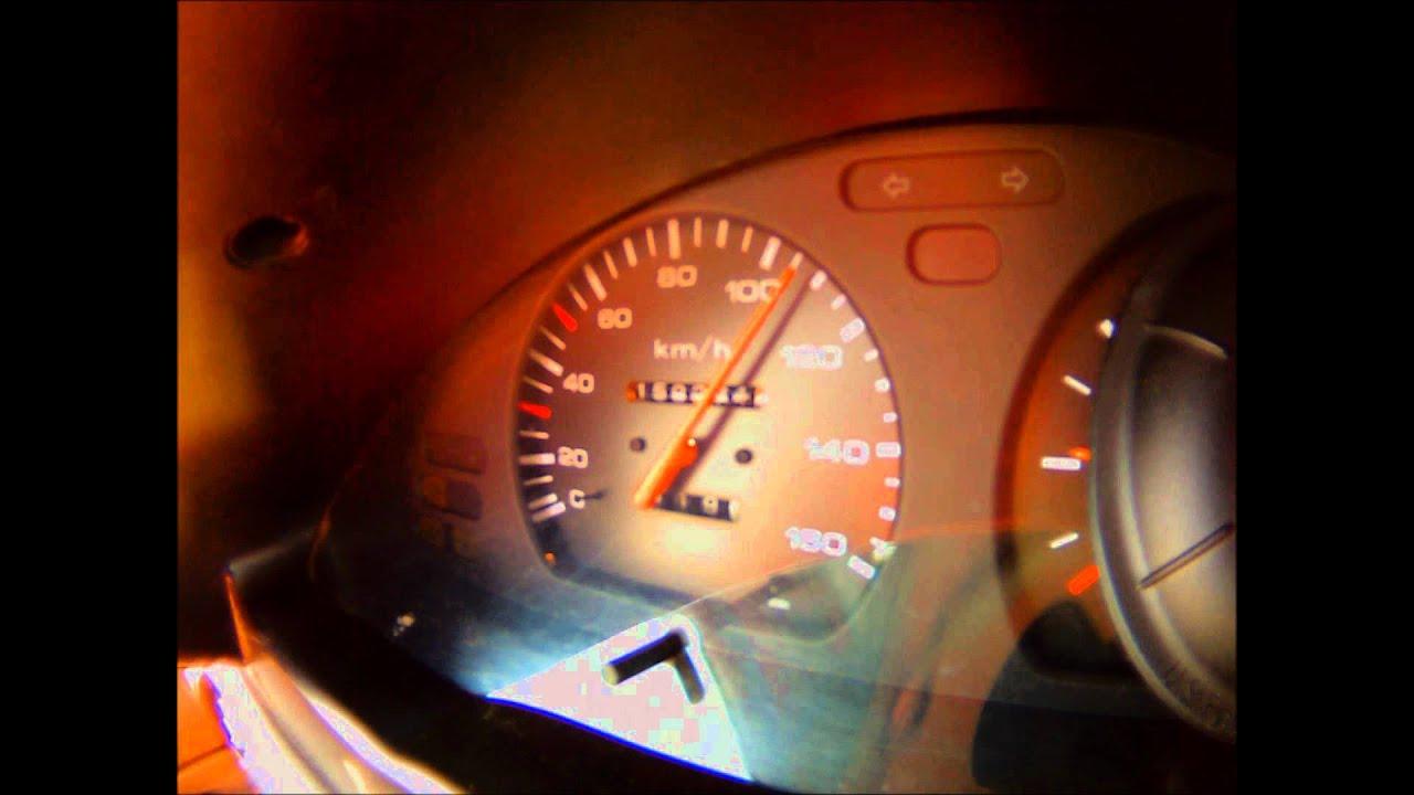 Nissan Vanette Acceleration Crazy Slow