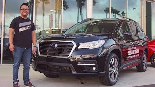 NEW Subaru Ascent Review!!! TURBO CHARGED FAMILY CAR