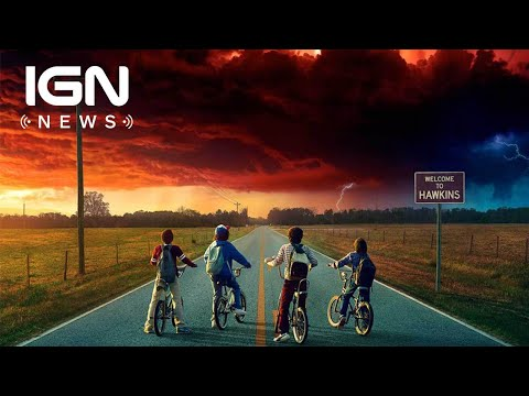 Stranger Things Season 2: Release Date and Poster Revealed - IGN News