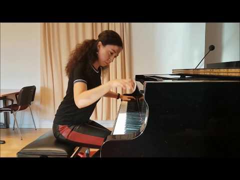 Rue Des Cascades - Yann Tiersen - Piano - Olga Bivol