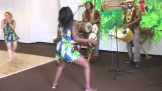 Kairaba - Afrikanische Trommeln aus Senegal